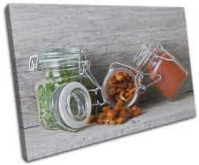Spices Jars  Food Kitchen - 13-1480(00B)-SG32-LO